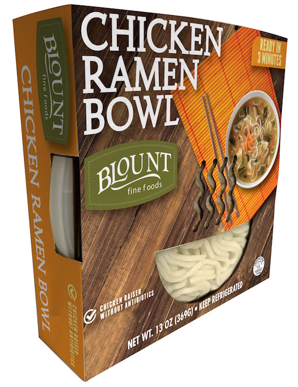 Blount chicken Ramen noodle bowl 12oz copy