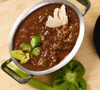 Chicken & Uncured Sausage Gumbo (ABF)