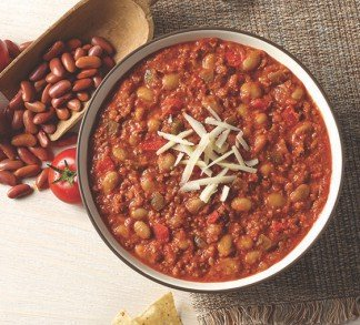 Beef Chili with Beans (ABF)