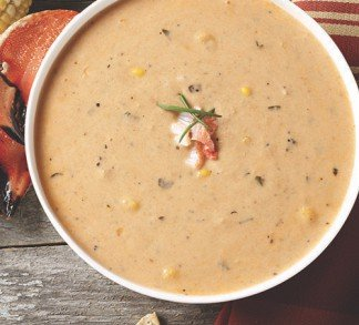 King Crab & Corn Chowder