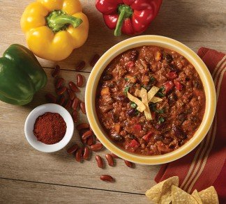 Uncle Teddy's Chunky Chili