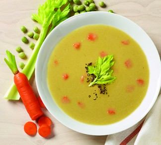 Old Fashioned Split Pea Soup