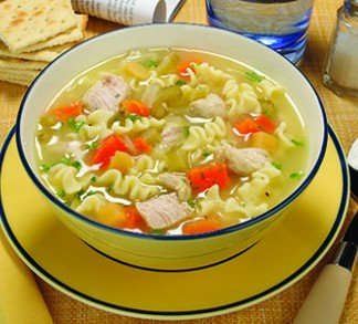 Reduced Sodium Chicken Noodle Soup