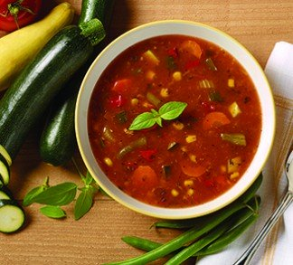 Fire Roasted Vegetable Soup